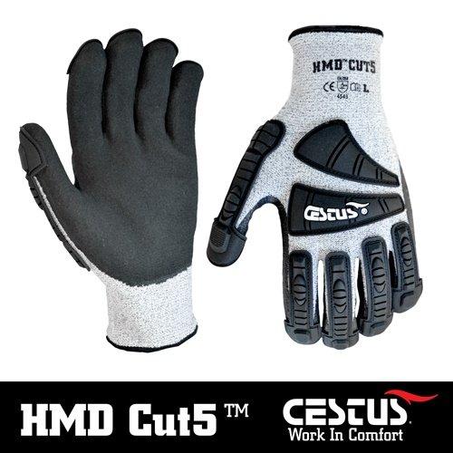 IMPACT Cestus HMD CUT5 - 3008 XL Cut Resistant Glove, X-L...