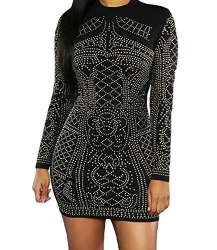 cache black halter dress - 9
