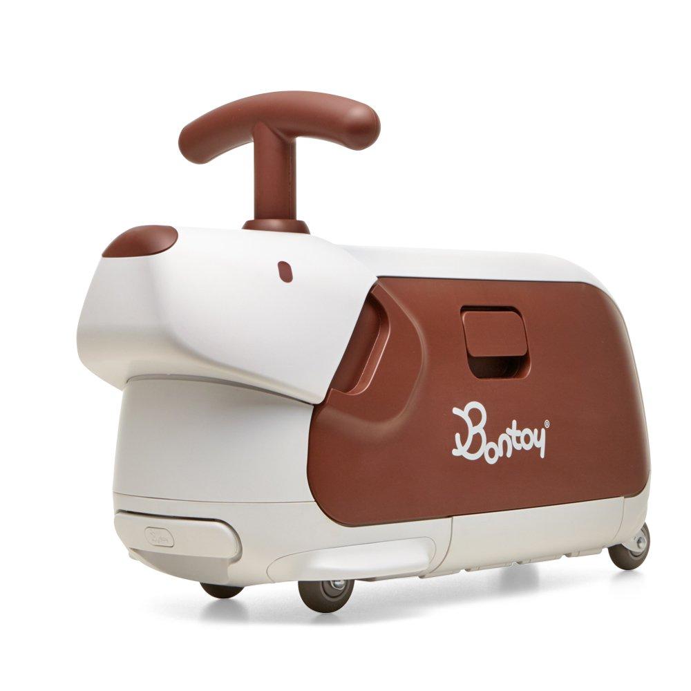 Kinderkoffer zum Sitzen - Bontoy Traveller