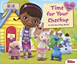 Doc Mcstuffins Time for Your Checkup!, Disney Book Group, 1423199561
