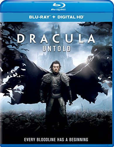 Dracula Untold (Ultraviolet Digital Copy, Snap Case, Digital Copy, Digitally Mastered in HD)