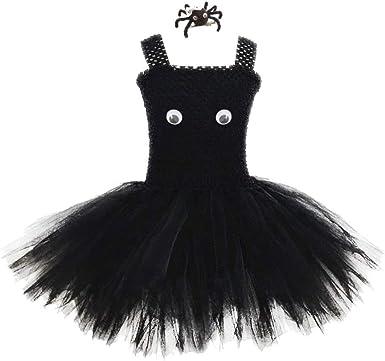 Amosfun Conjunto de Disfraces de Halloween Falda de tutú para ...