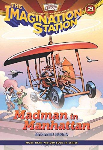 Download Madman in Manhattan (AIO Imagination Station Books) pdf epub
