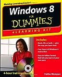 Windows 8 for Dummies, Faithe Wempen, 1118202872