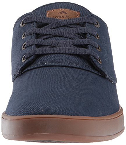 Emerica Heren Emery Skate Schoen Navy / Gum