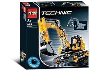 Lego Pelleteuse Technic Construction De La Jeu trBxsdChQ