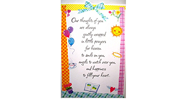 You/'re Such A Good Friend Friendship Braille Added Greeting Card FR007