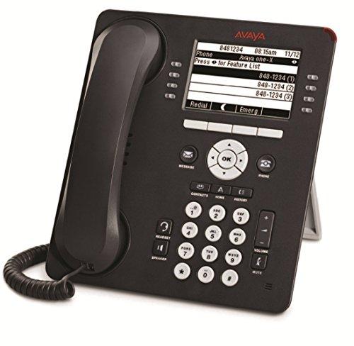 Avaya 9611G IP Phone (Model: 700504845) (Certified Refurbished) -  MICROSOFT - IMSOURCING CPO, 700504845-cr
