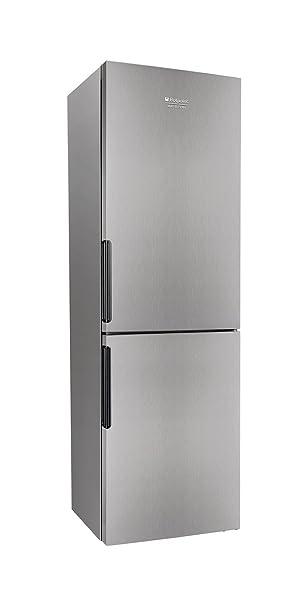 Hotpoint LH8 ff2i X freistehend Edelstahl Kühlschrank mit ...