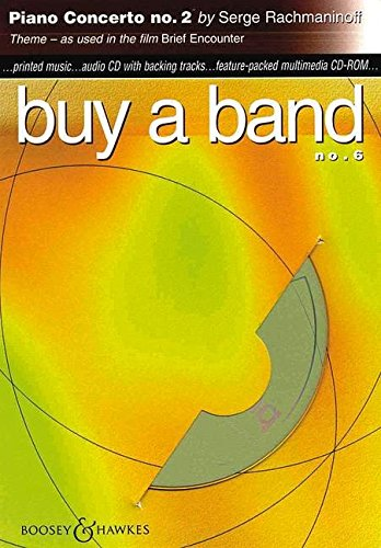 Buy a Band: Theme from 2nd Piano Concerto by Boosey & Hawkes Music Publishers Ltd