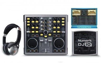 Amazon.com: Numark total computadora DJ en una caja: Musical ...