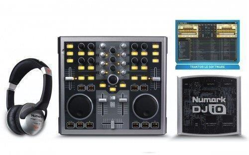 Numark Total Computer DJ in a (Numark Video Controller)