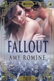 Front cover for the book Fallout by Amy Romine