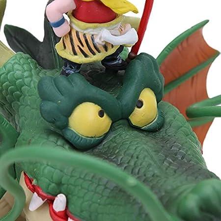 TUDUDU Goku Shenron PVC Acción Figura Dragon Ball Z Son Colección Modelo Muñecas Juguetes Dragonball Adornos Decorativos