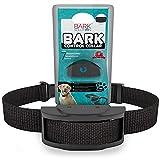 Bark Collar [2018 Upgrade Version] No Bark Collar Dog Small Bark Collar Shock Collar with Beep Vibration Harmless Shock Rechargeable Anti Bark Control Device for Small Medium Large Dog \u2026 (Gold)