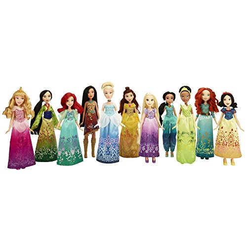 Disney Princess Shimmering Dreams Collection Doll -