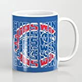 Cubs Win! Coffee Mug (Ceramic, 11 oz)