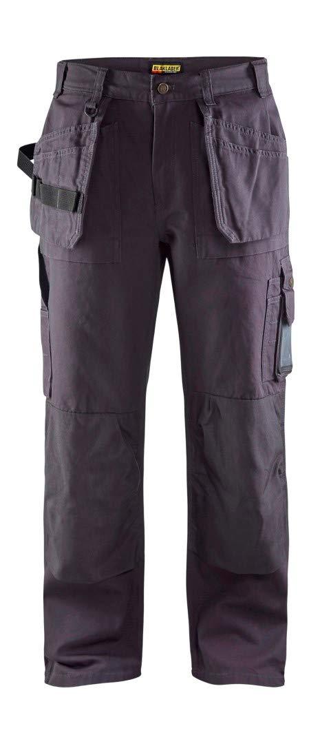 153013108300C60 Trousers Size 44/34 (Metric Size C60) IN Steel Blue