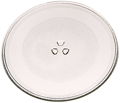 Sears / Kenmore Microwave Glass Turntable Tray / Plate 12 3/4