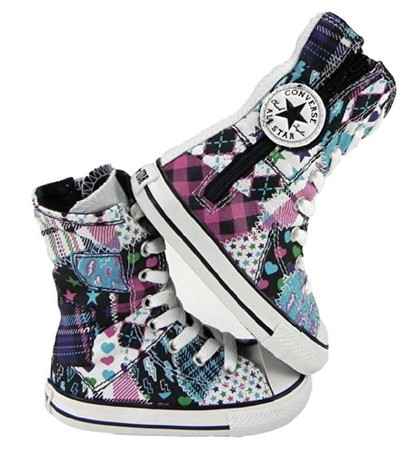 Converse All Star New Tall Patch XHi Multi-color Shoes In...