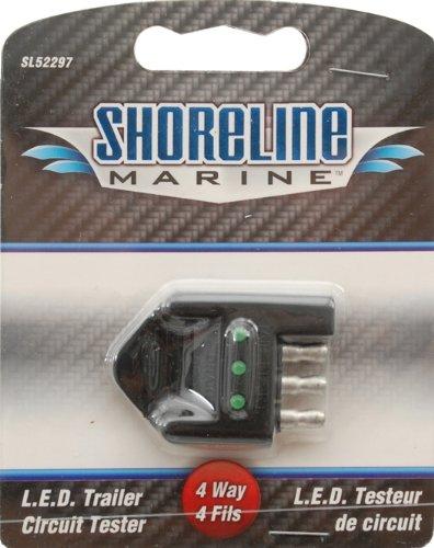 Shoreline Marine Trailer Circuit Tester (4-Way) ()