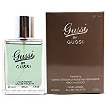 a8ba17c1083a Soft Sense Gussi By Gussi Perfume Cologne For men Eau De Toilette 3.3 ml  Inspired by Gucci By Gucci