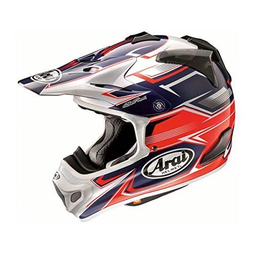 Arai - Casco moto Arai mx-v Sly Red - 43101812l: Amazon.es: Juguetes y juegos