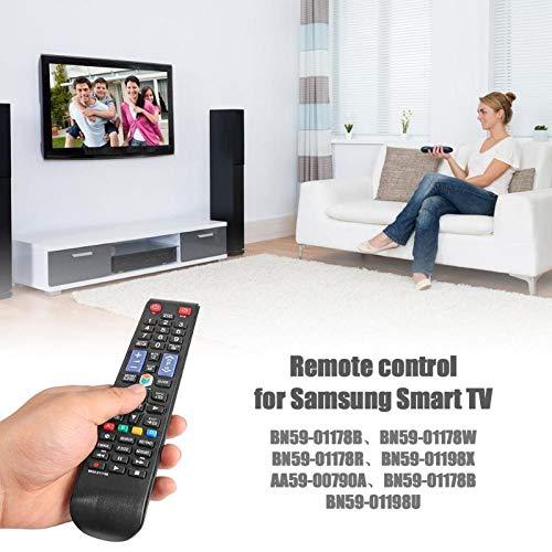 REFURBISHHOUSE Bn59-01178B Reemplazo Inalámbrico HD Smart TV ...