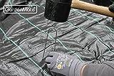 GardenMate 50-Pack Anti-Rust 6 Inch 11 Gauge