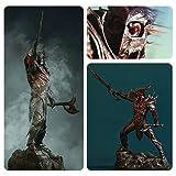Elder Scrolls V Skyrim Daedric Armor 16 1/2-Inch Statue