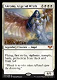 Magic: the Gathering - Akroma, Angel of Wrath (002/015) - From the Vault: Angels - Foil