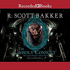 The Unholy Consult Audiobook