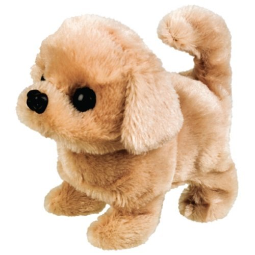 Battery Operated Plush Redley the Retreiver by -