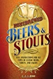 Homebrewed Beers and Stouts, C. J. J. Berry, 1565236017