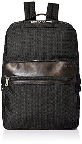 (Jack Spade Men's Luggage Nylon Backpack, Black, One)