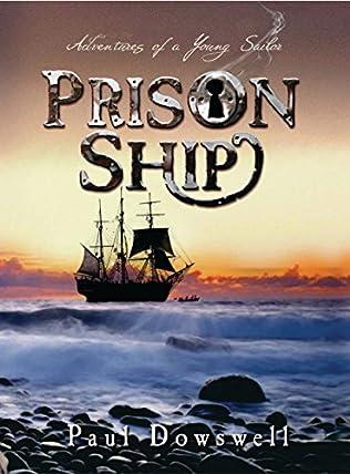 book cover of Prison Ship