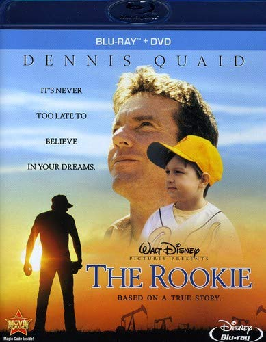 2002 Twelve Month Calendar - The Rookie (Blu-ray/DVD Combo)