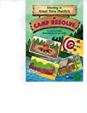 A Great Time at Camp Resolve, Harcourt School Publishers Staff, 0153233729