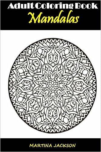 Amazon.com: Adult Coloring Book 6x9 Mandalas: 40 Detailed Coloring ...
