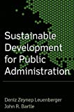 img - for Sustainable Development for Public Administration book / textbook / text book