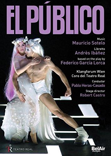 Mauricio Sotelo: El Publico (Blu-ray)