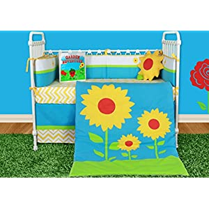 51B2-nptg0L._SS300_ 200+ Nautical Crib Bedding and Beach Crib Bedding Sets
