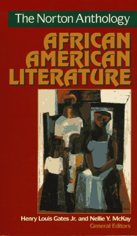 Search : The Norton Anthology of African American Literature