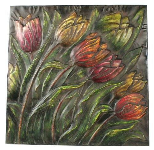 Pinnacle Strategies W90332-UPS Metal Tulip (Plaque Link)