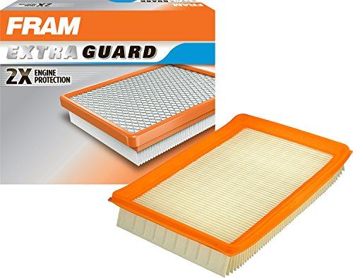 FRAM CA9392 Extra Guard Flexible Rectangular Panel Air Filter