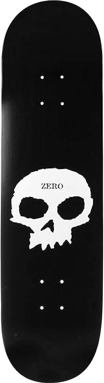 """Zero Skateboards Single Skull Skateboard Deck - 8"""" x 32"""""""