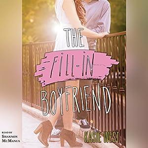 The Fill-in Boyfriend Audiobook