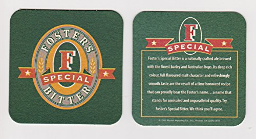 fosters-special-bitter-paperboard-coasters-sleeve-of-100