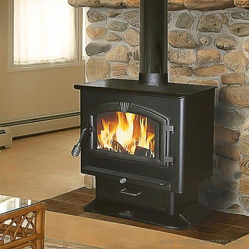 US Stove 2000 EPA Certified Wood Stove Medium