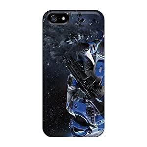 Perfect Fit Jdp5128JBoN Space Man Cases For Iphone - 5/5s